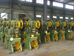 JB23 Series Open Tilting Type Punching Machine