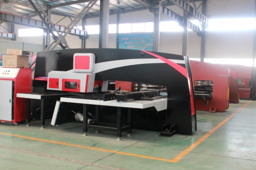 Mechanical CNC Turret Punching Press TMP Series